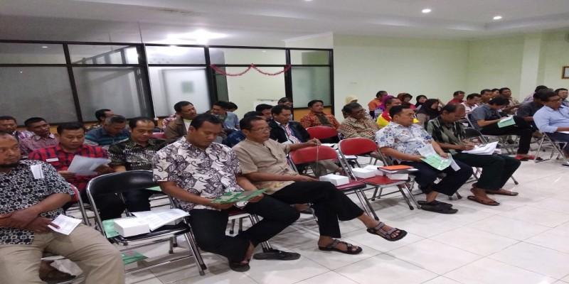 Rapat RPJM Kelurahan Pakuncen
