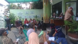 Distribusi KKS Penambahan Bansos Sembako